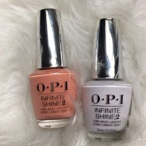 OPI infinite shine Mexico City collection